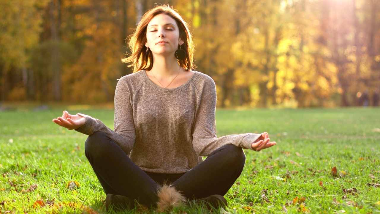 How many hours do you spend meditating each day?